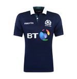 2016-2017 Scotland Home Authentic Replica Rugby Shirt