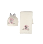 Minnie Scarf and Cap Set 243860