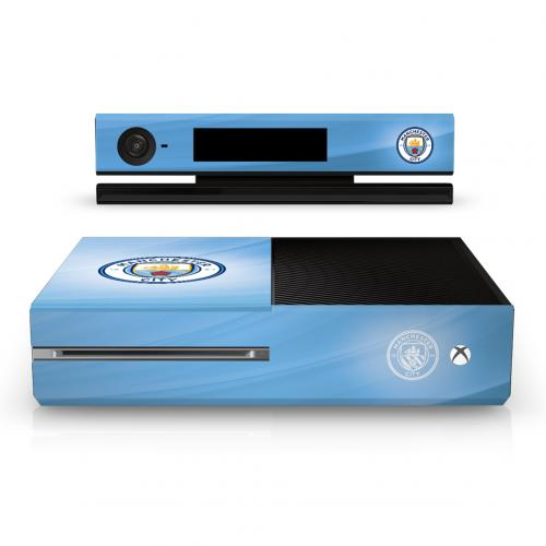 Manchester City F.C. Xbox One Console Skin