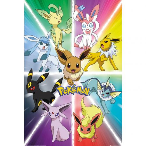 Pokemon Poster Evolution 271