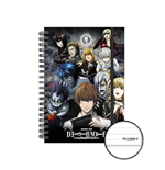 Death Note Notepad 244009