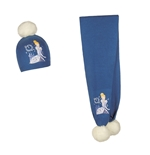 Princess Disney Scarf and Cap Set 244051