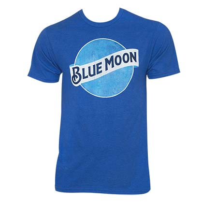 BLUE MOON Royal Heather Tee Shirt