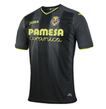 2016-2017 Villarreal Joma Away Football Shirt