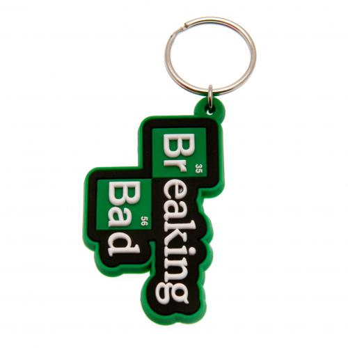 Breaking Bad Keyring Logo