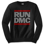 Run DMC Men's Long Sleeved Tee: Logo