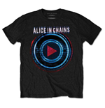 Alice In Chains Men's Tee: Played
