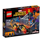 Marvel Superheroes Lego and MegaBloks 244459