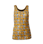 Adventure Time - All Over Jake Female Tanktop