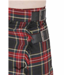 Kilt blue / red / green squared thin