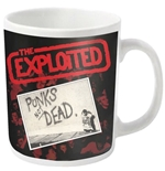 EXPLOITED, The Mug Punks Not Dead