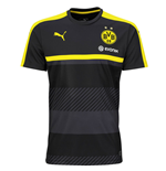 2016-2017 Borussia Dortmund Puma Training Shirt (Black) - Kids