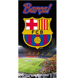 Barcelona FC printed towel BAR145