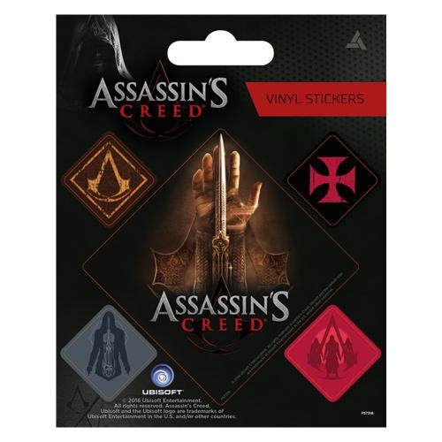Assassins Creed Stickers