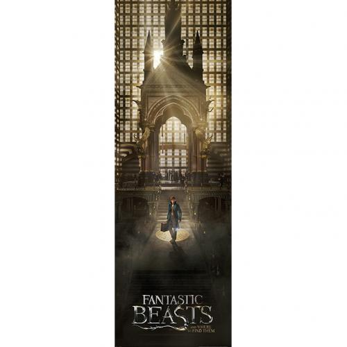Fantastic Beasts Door Poster 321