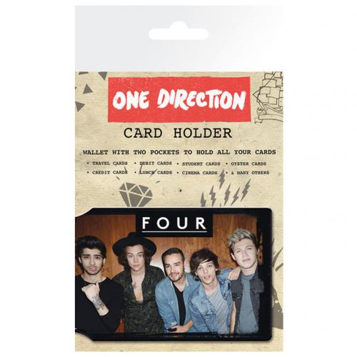 One Direction Card Holder