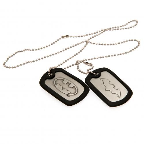 Batman Dog Tags