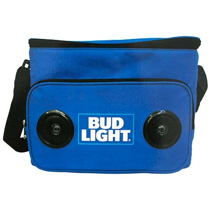 BUD LIGHT Bluetooth Speaker Cooler Bag