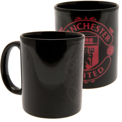 Manchester United F.C. Heat Changing Mug