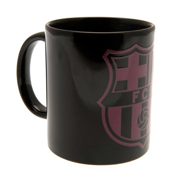 F.C. Barcelona Heat Changing Mug