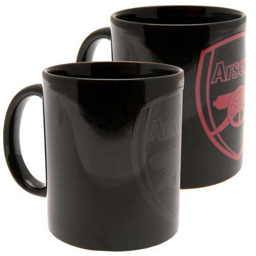 Arsenal F.C. Heat Changing Mug