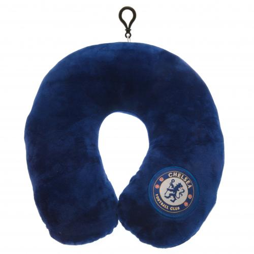 Chelsea F.C. Neck Cushion