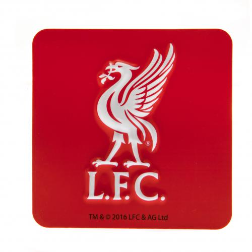 Liverpool F.C. Fridge Magnet SQ