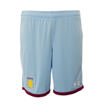 2016-2017 Aston Villa Away Football Shorts (Blue) - Kids