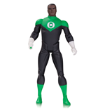 DC Comics Designer Action Figure Green Lantern John Stewart by Darwyn Cooke 17 cm