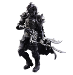 Final Fantasy XII Play Arts Kai Action Figure Gabranth 28 cm