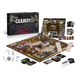 Game of Thrones Board Game Cluedo Collectors Edition *German Version*