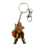 Star Wars Rogue One Metal Keychain Baze Malbus