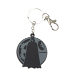 Star Wars Rogue One Rubber Keychain Darth Vader 7 cm