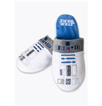 Star Wars Slippers R2-D2