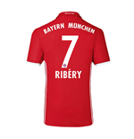2016-17 Bayern Home Shirt (Ribery 7) - Kids