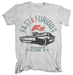 Fast & Furious 8 T-Shirt Race For It