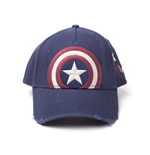 Marvel - Captain America Vintage Adjustable Cap