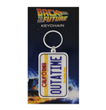 Back to the Future Keychain 245596