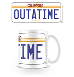 Back to the Future Mug 245597