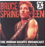 Vynil Bruce Springsteen - Human Rights Broadcast - Buenos Aires 1988 (2 Lp)