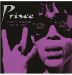 Vynil Prince - 3 Nights In Miami - Night One (2 Lp)