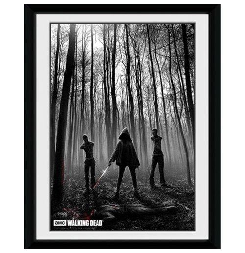 Official The Walking Dead Frame 245755 Buy Online On Offer