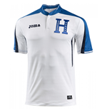 2016-2017 Honduras Home Joma Football Shirt