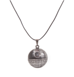 Star Wars - Death Star Necklace