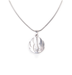 Star Wars - Jedi Order Silver Necklace