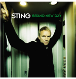 Vynil Sting - Brand New Day