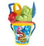 Super Wings Beach Toys 246173