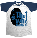 The Who Men's Raglan Tee: Maximum R & B