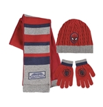 Spiderman Scarf and Cap Set 246542
