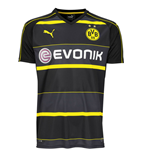 2016-2017 Borussia Dortmund Away Puma Shirt (Kids)